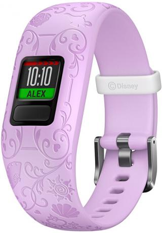 Garmin Vívofit® jr. 2 Disney Princess Purple 010-01909-15