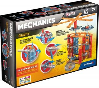 Geomag Mechanics Gravity 330 - rozbaleno