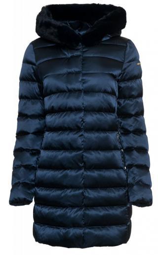 Geox dámský kabát Chloo W9425Y T2411 L tmavě modrá