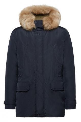 Geox pánská bunda Norwolk M9428F T2451 54, tmavě modrá - zánovní
