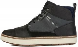 GEOX Pánské kotníkové boty U Mattias B Abx Black U94T1D-045EK-C9999 42