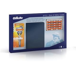GILLETTE Fusion5 Set   Diář