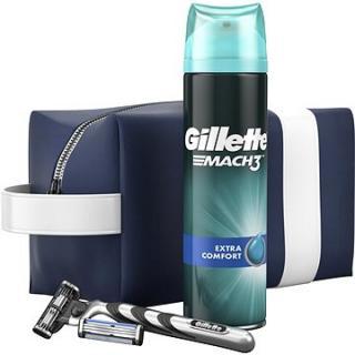 GILLETTE Mach3 Set   Holící hlavice