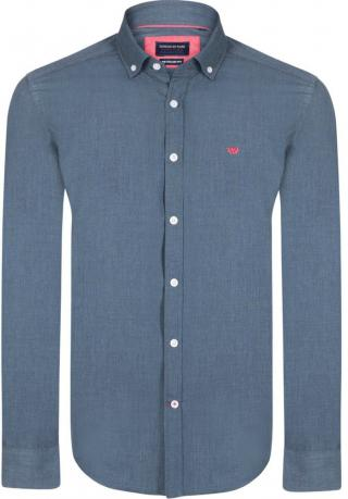 Giorgio Di Mare pánská košile GI496334 XXL modrá - zánovní