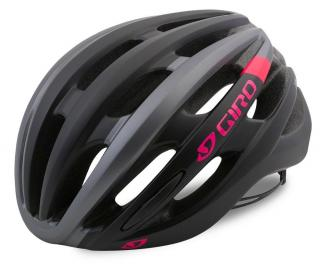 Giro Saga Mat Black Pink M 55-59 - rozbaleno