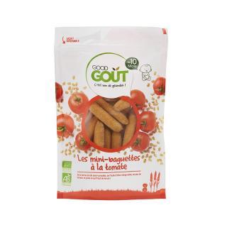 Good Gout Mini bagetky s rajčátky 70g