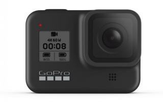 GoPro HERO8 Black  - zánovní