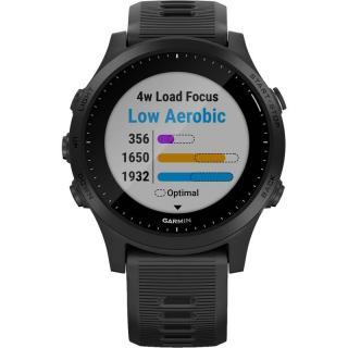 GPS hodinky Garmin Forerunner 945 PRO Optic černé