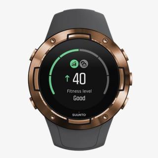 GPS hodinky Suunto 5 - Graphite Copper