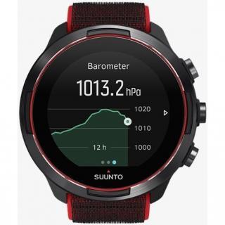 GPS hodinky Suunto 9 Baro - Red