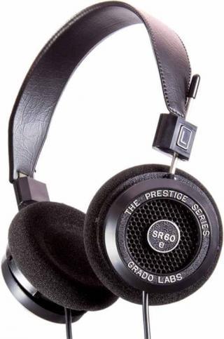 Grado SR60e sluchátka - rozbaleno
