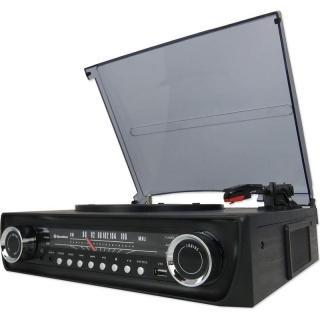 Gramofon Roadstar TTR-9645 EBT černé