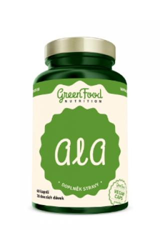 GreenFood Nutrition ALA 60cps