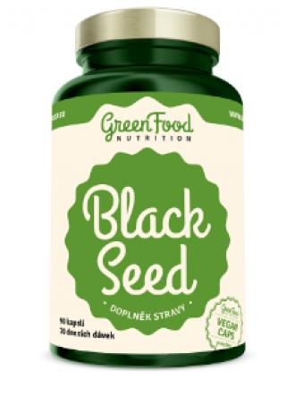 GreenFood Nutrition Black Seed 90cps