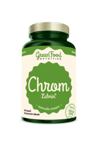GreenFood Nutrition Chrom Lalmin 60cps