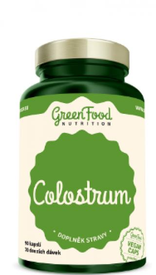 GreenFood Nutrition Colostrum 90cps