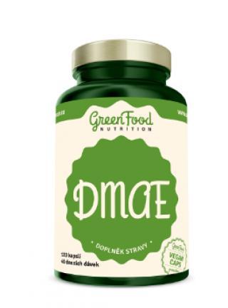 GreenFood Nutrition DMAE 120 cps.