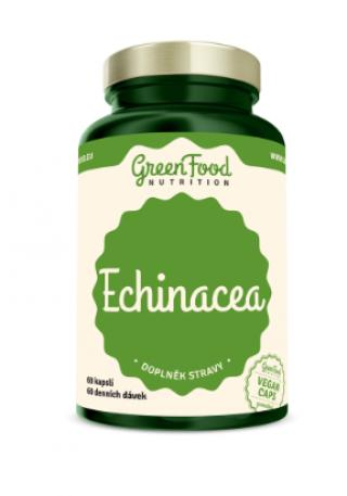 GreenFood Nutrition Echinacea 60cps