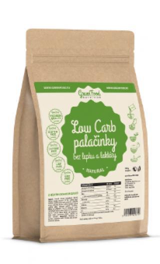 GreenFood Nutrition Low Carb Palačinky bez lepku a laktózy natural 500g