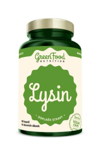 GreenFood Nutrition Lysin 90cps