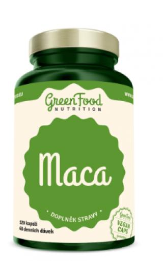GreenFood Nutrition Maca 120cps