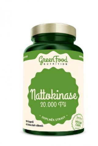 GreenFood Nutrition Nattokinase 90cps