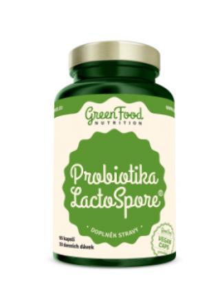 GreenFood Nutrition Probiotika LactoSpore 90cps