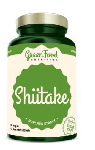 GreenFood Nutrition Shiitake 90cps