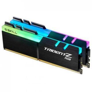 G.SKILL F4-3200C14D-16GTZR G.Skill Trident Z RGB DDR4 16GB  3200MHz CL14 1.35V XMP 2.0, F4-3200C14D-16GTZR
