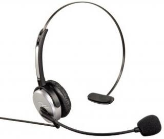 Hama headset 2.5 mm jack, for cordless phones