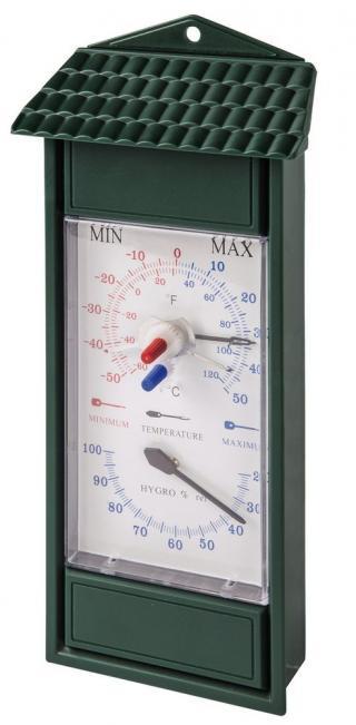 Hama Teploměr pro max./min. teplotu, analogový - rozbaleno