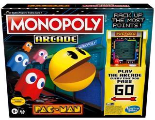 Hasbro Monopoly Pacman
