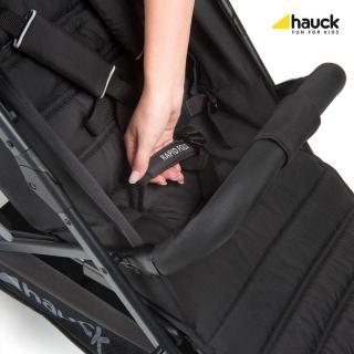 Hauck Rapid 4 2020 černá - zánovní
