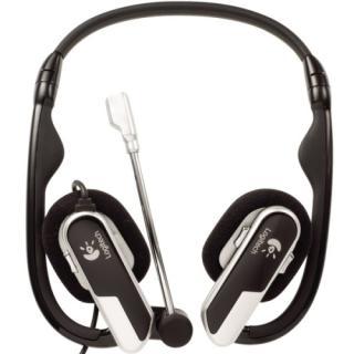 Headset Logitech H555 laptop černý