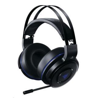 Headset Razer Thresher Ultimate pro PS4 černý/modrý