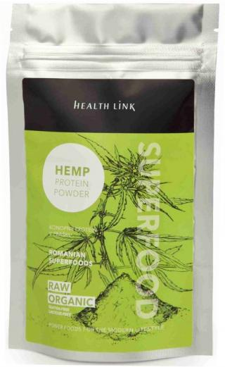 HEALTH LINK BIO konopný proteinový prášek 250g