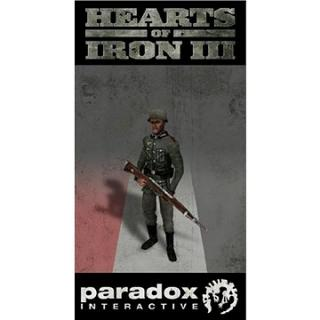 Hearts of Iron III: German Infantry Sprite Pack