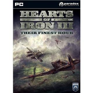 Hearts of Iron III: Their Finest Hour