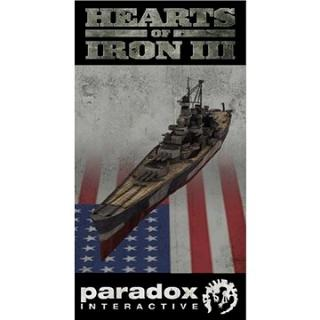 Hearts of Iron III: US Sprite Pack