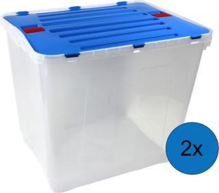 Heidrun Dragon Box S Klipy 100 L, 2 Ks