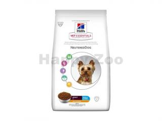 HILLS Canine VetEssentials Adult Neutered Dog Small & Mini Chick