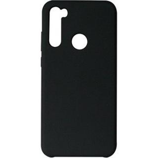 Hishell Premium Liquid Silicone pro Xiaomi Redmi Note 8T černý