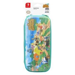 Hori Premium Vault Case - Animal Crossing Edition - Nintendo Switch