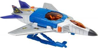 Hot Wheels Super akce Jet Fueler - rozbaleno