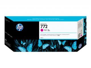 HP 772 Purpurová inkoustová kazeta DesignJet, 300 ml, CN629A
