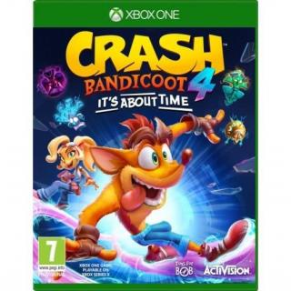 Hra Activision Xbox One Crash Bandicoot 4: Its About Time