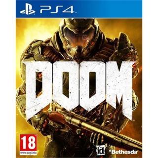 Hra Bethesda PlayStation 4 DOOM