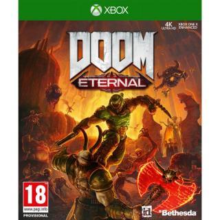 Hra Bethesda Xbox One Doom Eternal