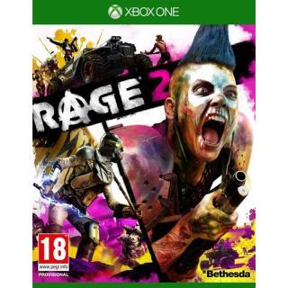 Hra Bethesda Xbox One RAGE 2