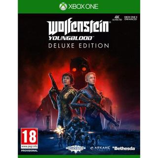 Hra Bethesda Xbox One Wolfenstein: Youngblood Deluxe Edition